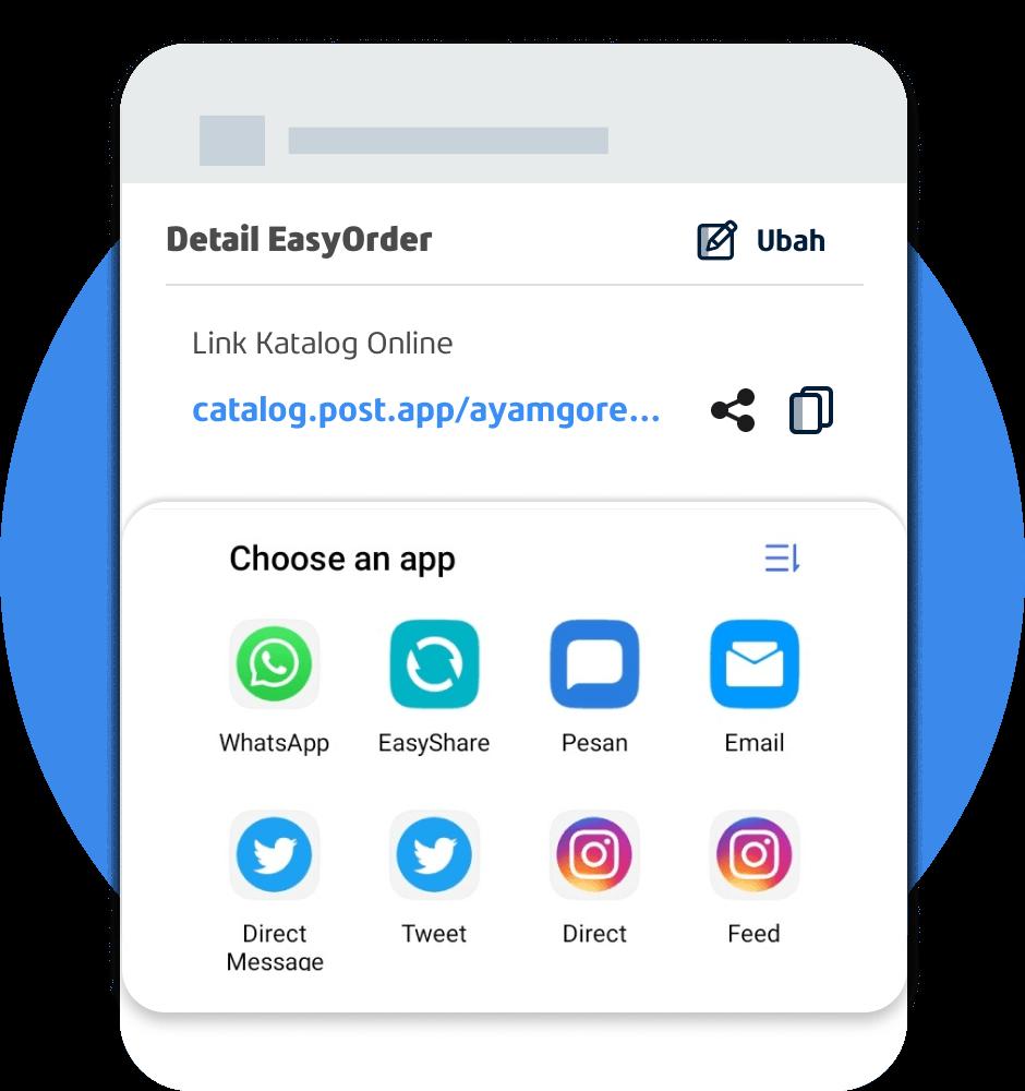 App Share Link