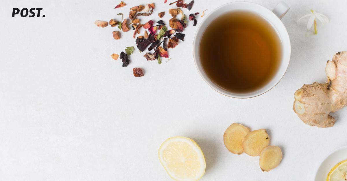 Bisnis Minuman Herbal