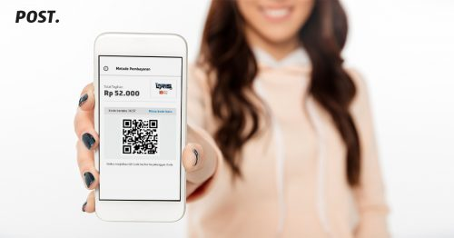POST. x ShopeePay : Solusi Pembayaran E-Wallet dengan 1 Kode QRIS