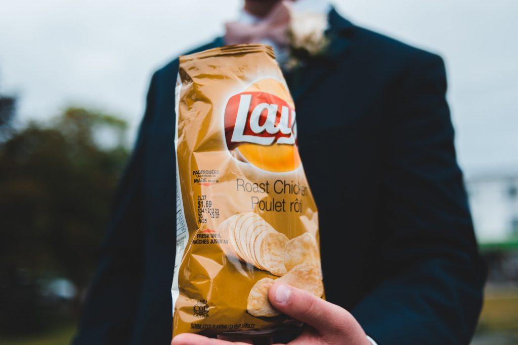 usaha snack